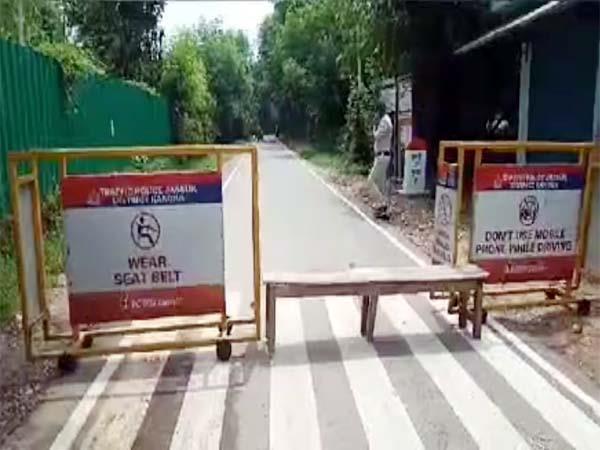 ward number 7 of panchayat sealed after corona case