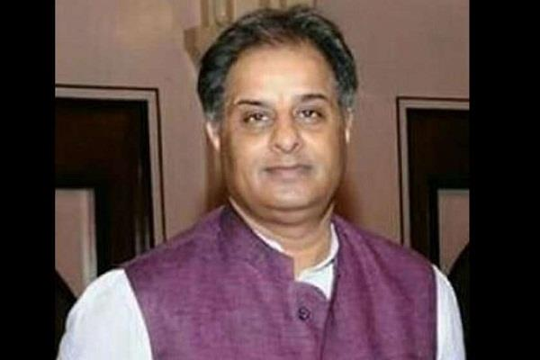 congress spokesperson rajiv tyagi died of a heart attack