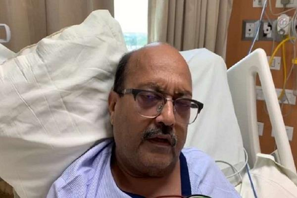 amar singh dies in singapore president kovind and prime minister modi mourn