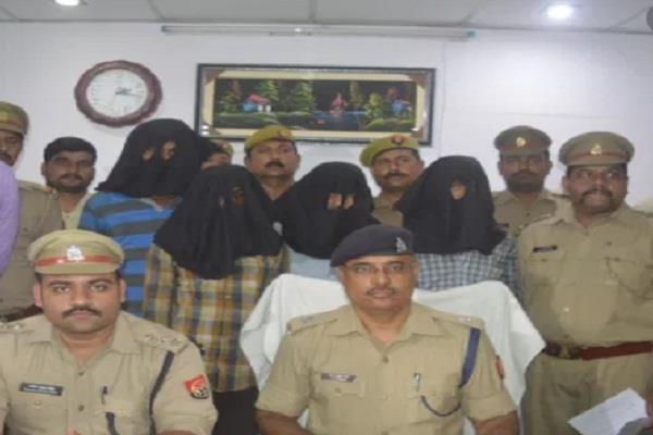 police got huge success arrested liquor smuggler gang