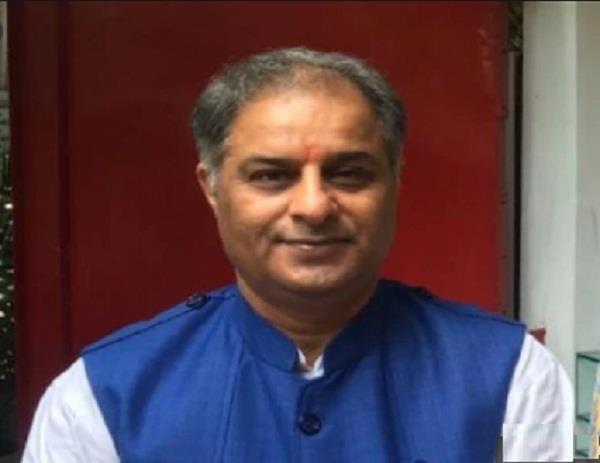 congress national spokesperson rajiv tyagi dies