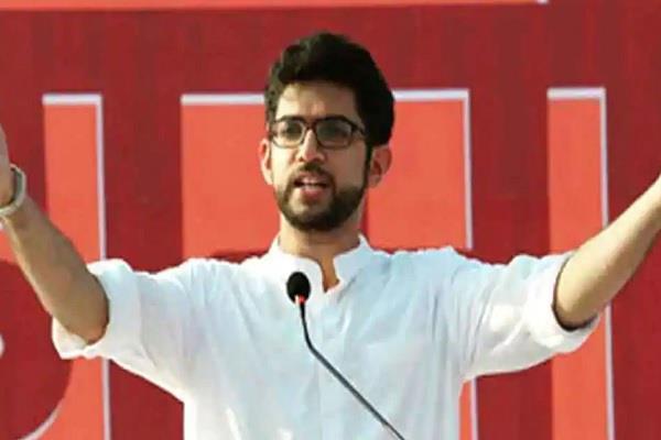 bhoomi poojan fulfills bala sahab thackeray s dream aditya
