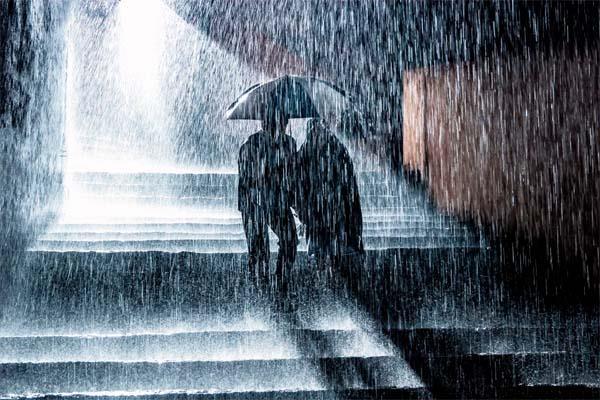shimla pradesh rain