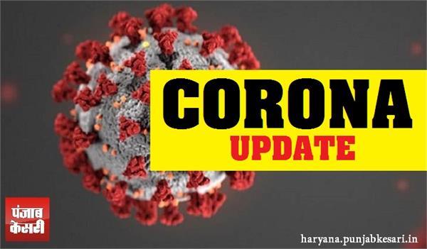 haryana corona virus latest report 09 august evening