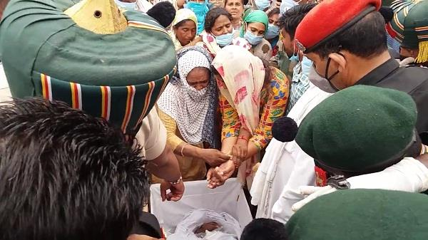 deewan chand soldier of 4 jat regiment martyred in operation meghdoot
