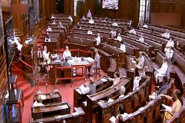 farmers bill will be introduced in rajya sabha on today