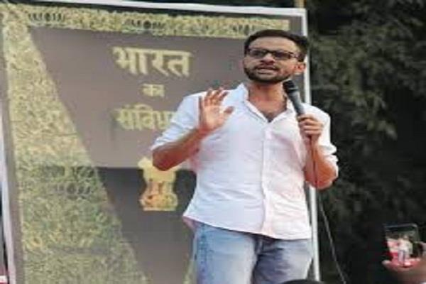 jnu alumnus umar khalid arrest arrested under uapa on charges of delhi riots