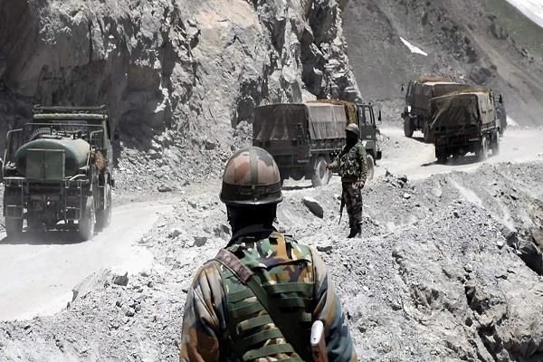 firing between india and china troops on lac after 45 years