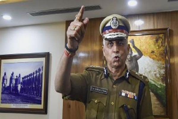 my  open letter  to the delhi police chief and then
