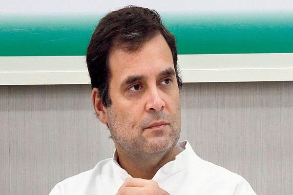 rahul s post in the ls is not acceptable to the party leader adhir will remain