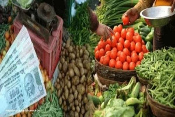prices of vegetables and pulses hit tempering of inflation