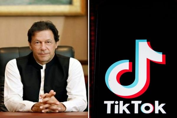 pakistan will also shock pakistan imran wants to ban tiktok this is the reason