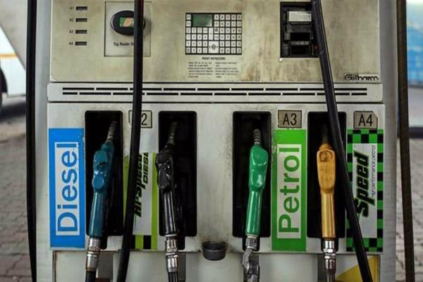petrol became cheaper after 6 months know today price