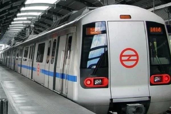 delhi metro airport express dmrc