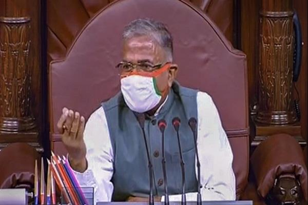 agriculture bill harivansh gave reasons why did not vote split