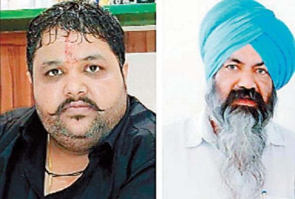 babbar khalsa targeted nishant sharma of shiv sena hind and congress leader mand