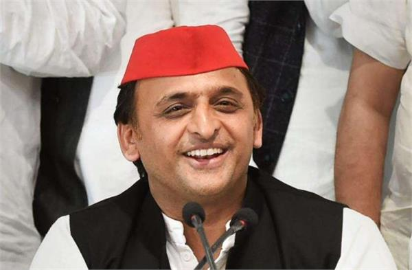 up by election akhilesh claims  voters reject bjp s vote in favor of sp