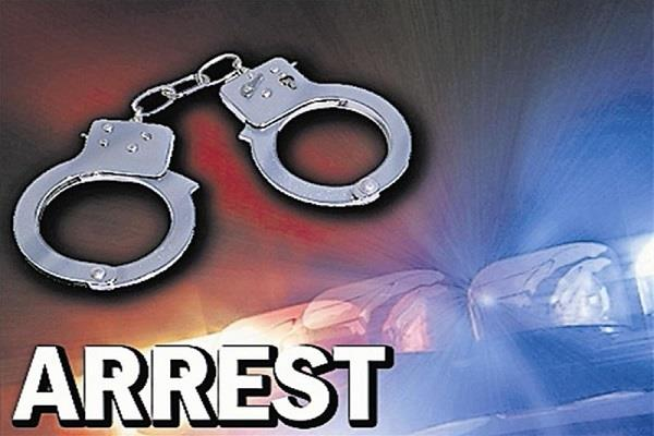 2 accused arrested in case of tractor trolley theft