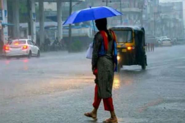 delhi meteorological department rain
