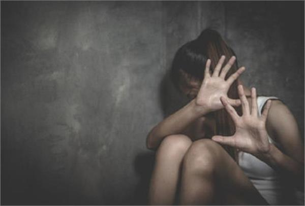 she was being raped by her sons with her niece