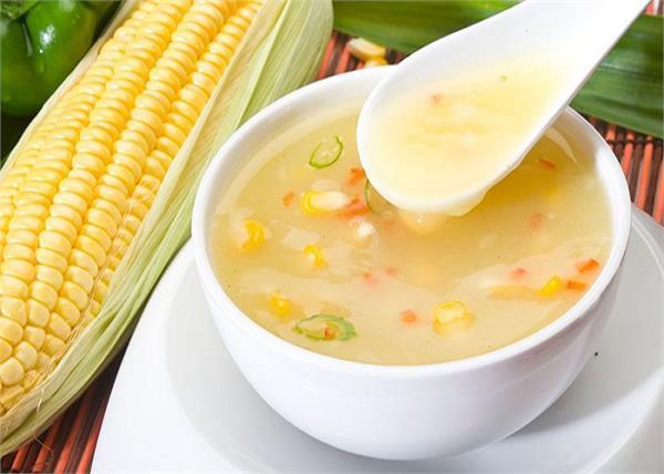 रोजाना पिए स्वीट कॉर्न सूप, इम्यूनिटी होगी तेजी से बूस्ट