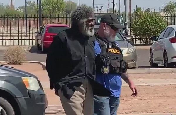 security officer shot outside federal courthouse in phoenix