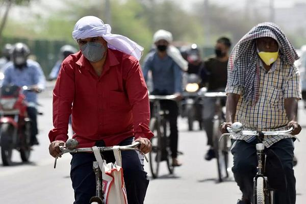 north india will not get relief from the heat yet