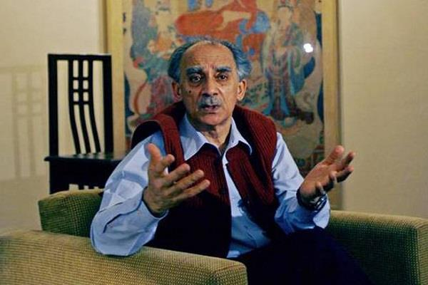 fir order issued against arun shourie
