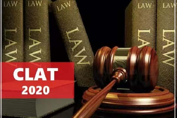 common law admission test will be held from 2 to 4 pm today