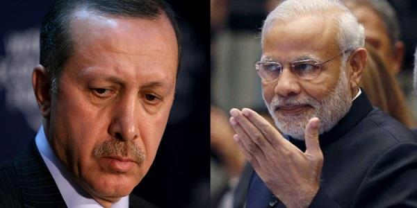 completely unacceptable india slams turkish president s remarks on j k