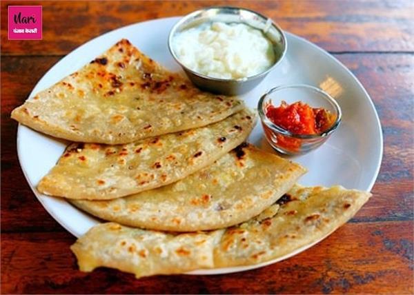 Breakfast Special: नाश्ते में बनाए चिली चीज पराठा