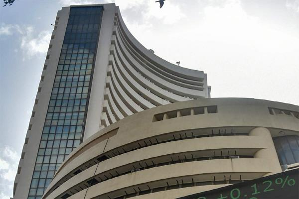 market rises above 100 points nifty starts at 11 450 points