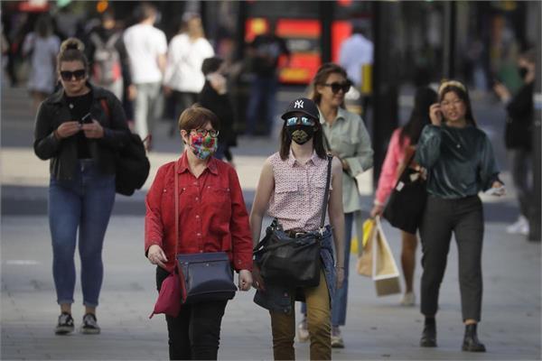 uk raises coronavirus alert as infections rise  exponentially cases