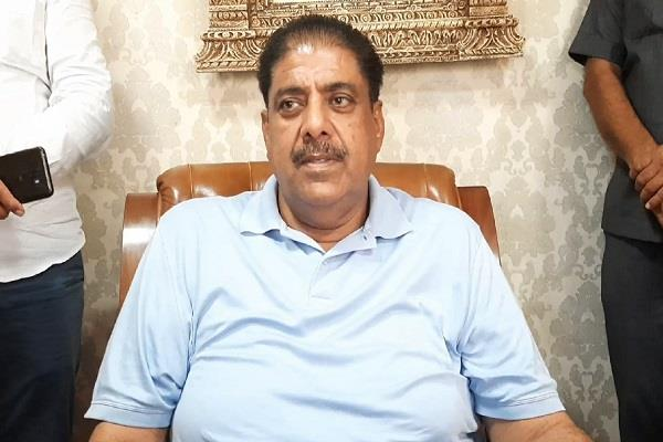 all jjp district presidents  names will be announced by monday ajay chautala