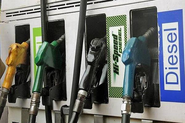 diesel prices fell again today know the price of one liter petrol