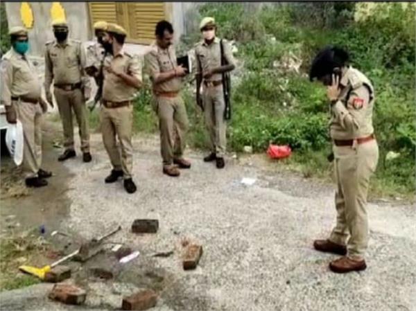 lucknow property dealer durgesh yadav murdered