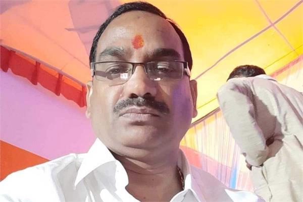 corpse visit of businessman indrakant tripathi