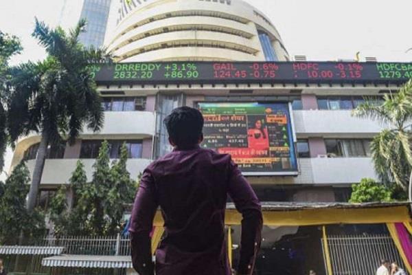 stock market declines