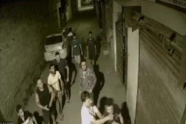 hooliganism in jalandhar attack on family