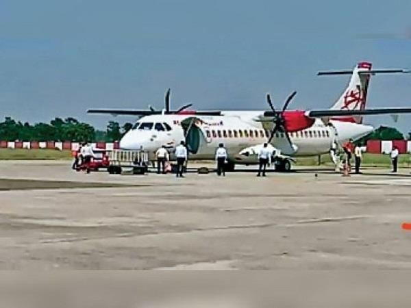 ludhiana delhi flight threat increased