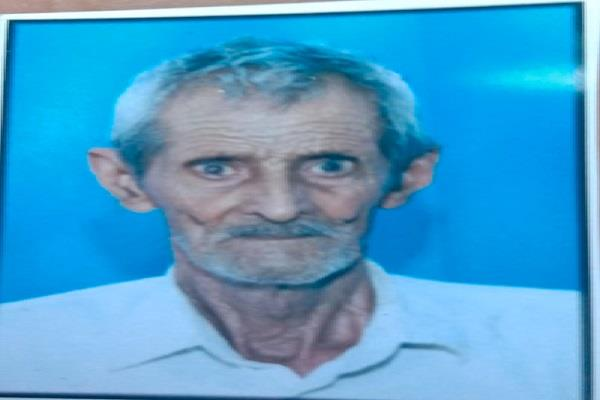 70 year old man strangled to death deceased used to run tea shop