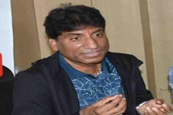 raju srivastava supported ravi kishan said  jaya could not understand