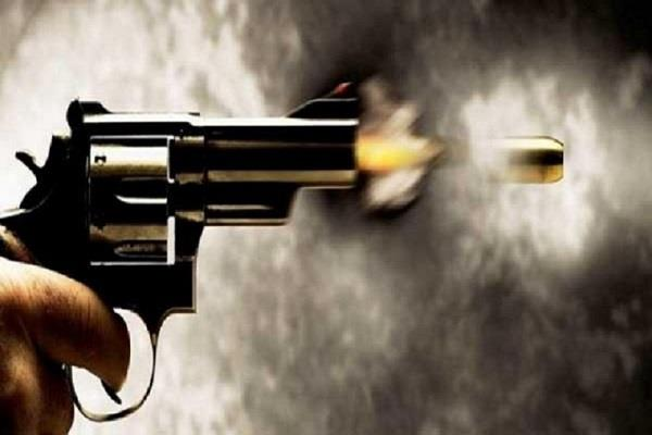 a young man was shot dead a bullet pierced through the stomach