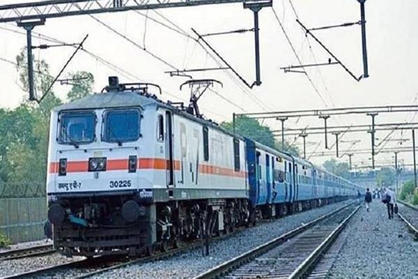 from january 21 the kisan express will run through the old route ayodhya