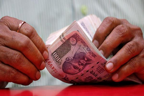 rupee rose six paise against us dollar in early trade