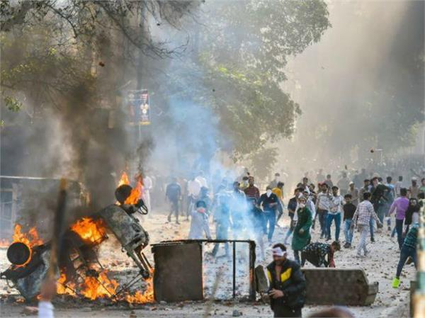 delhi violence 1 61 crore rupees came to account of 5 people