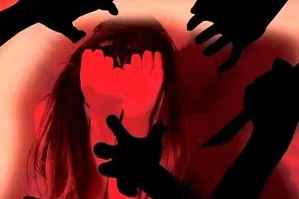 gang rape of woman after entering house case filed against three named accused