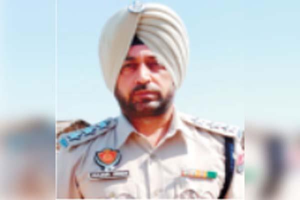 acp major singh dhadda returned to duty after defeating corona