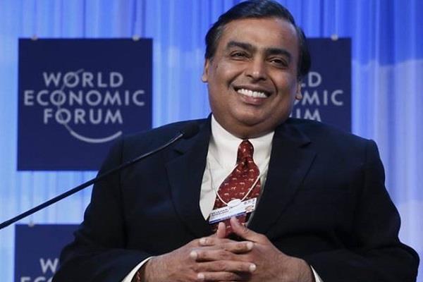 reliance shares rise sharply market capitalization crosses 14 lakh crore