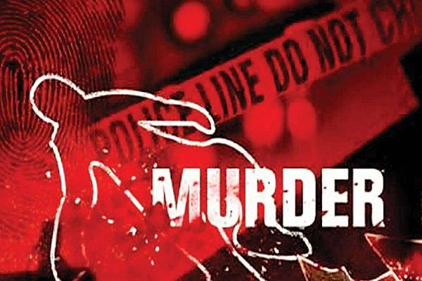murder case police suspect needle addicts 6 inch stab wound on the neck